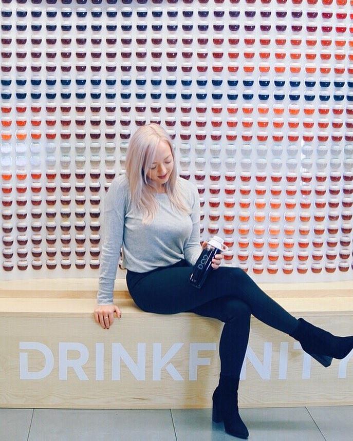 Drinkfinity launch event, London, 2018