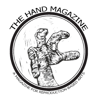The Hand Magazine's goal is to present the most innovative and unique contemporary photography, printmaking and collage artwork in the world.