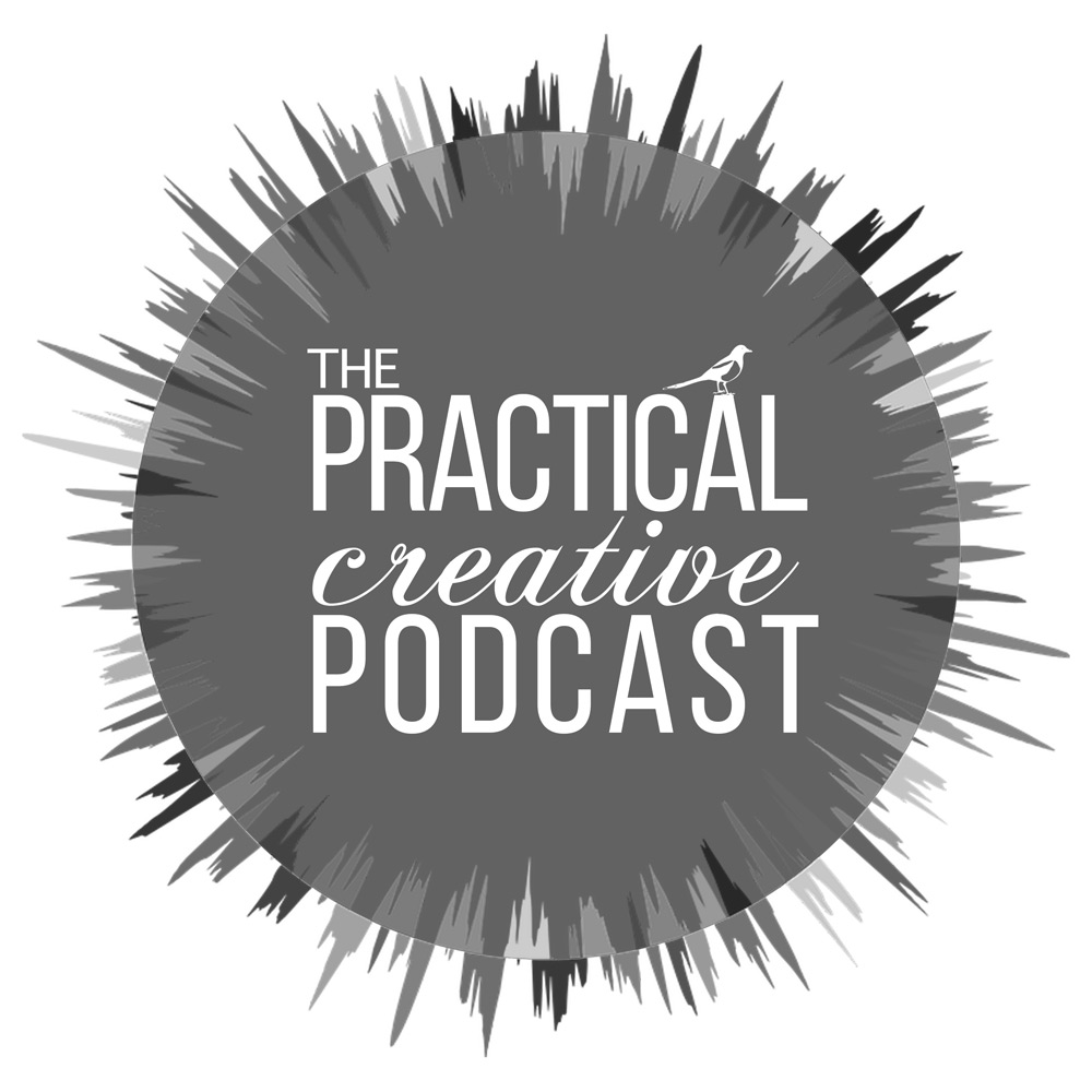 The Practical Creative Podcast features in-depth interviews with artists and makers about tools, techniques, inspiration and mindset.