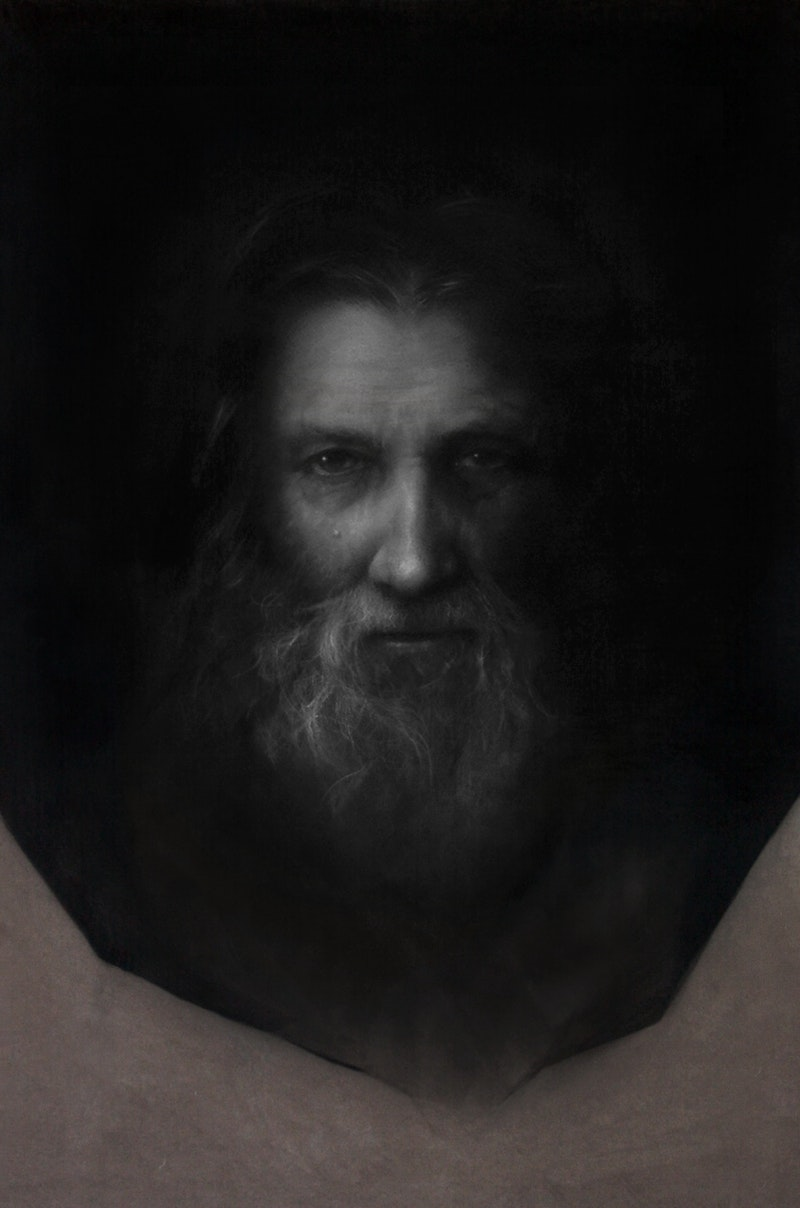 Chris DK , 'Impromptu', Charcoal & Pastel on Paper, 70 x 50 cm