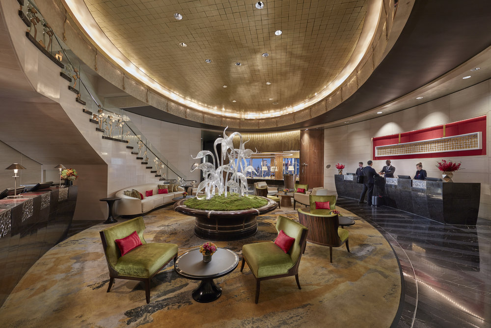 Mandarin Oriental, New York 35th Floor Lobby.jpg