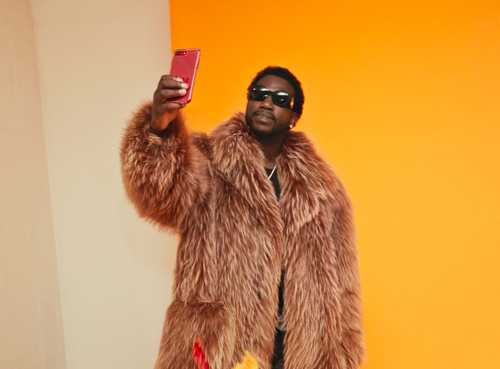 Gucci Mane, Clash Issue 105