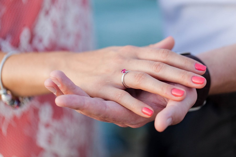 proposal in venice italy