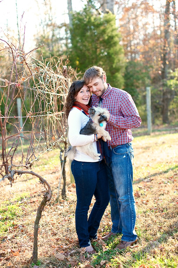 new kent va engagement session