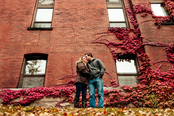 chinatown montreal engagement photos