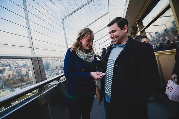 seattle space needle proposal