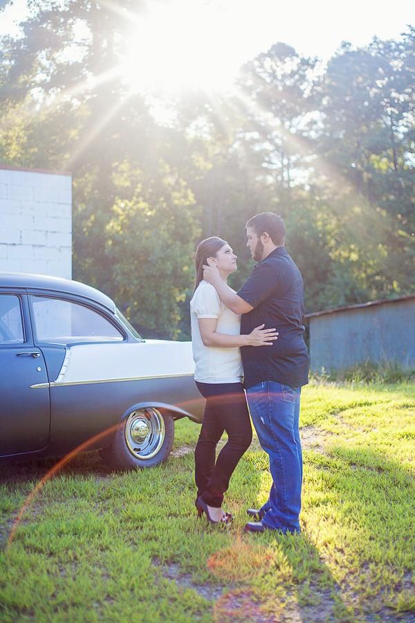 north carolina engagement photos