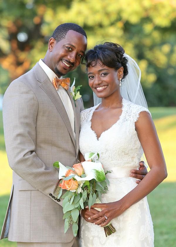 Dedham Massachusetts Real Wedding
