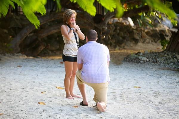 st thomas proposal photos