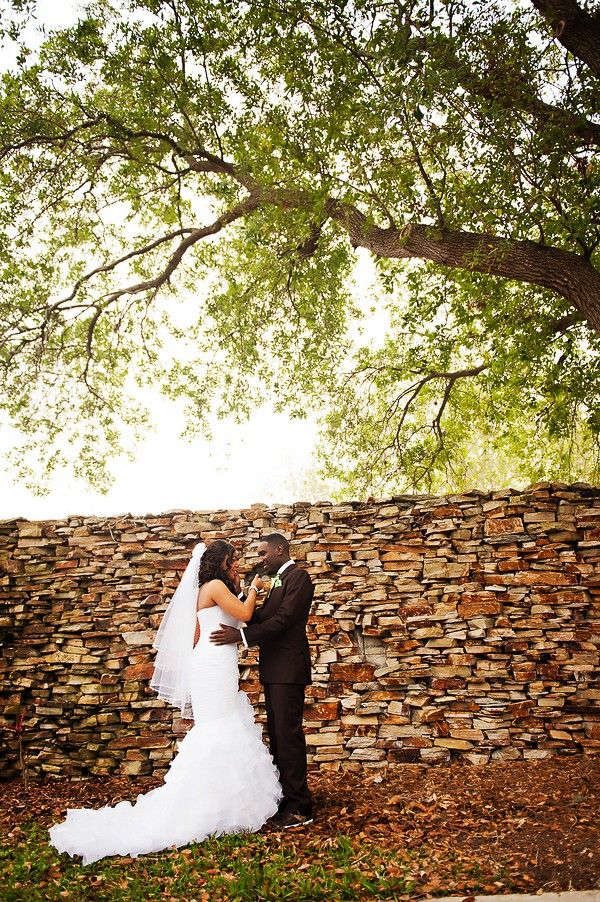 Outdoor Clearwater Florida Real Wedding