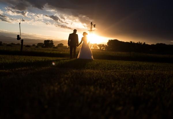 colorado real wedding