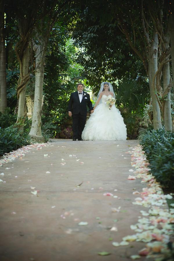 Destination Wedding In Somis California At The Hartley Botanica