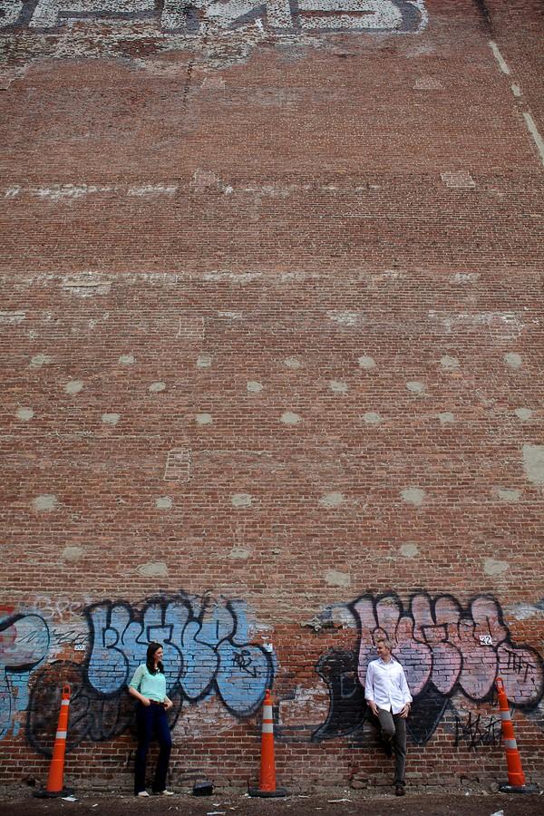 Boston Urban Engagement Photos