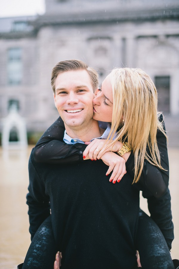 Maryland Naval Academy Surprise Proposal