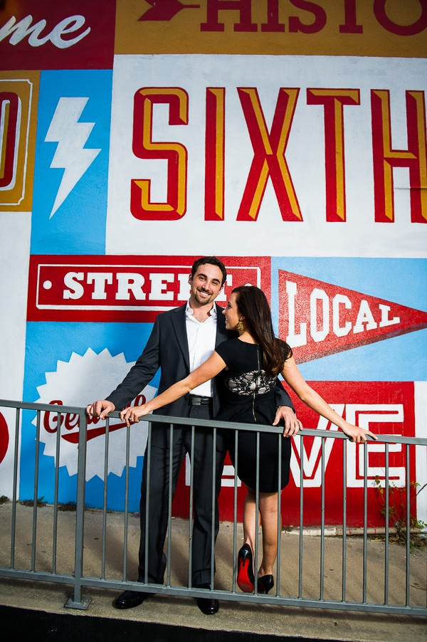 Austin Texas Engagement Photos