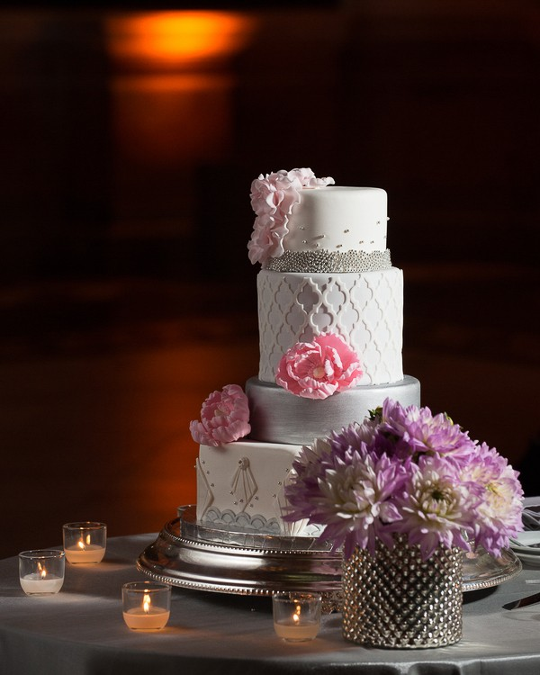Elegant Philadelphia Pennsylvania Real Wedding