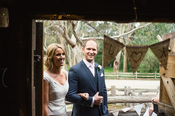 Australia real wedding