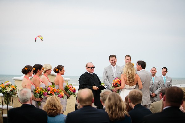 Ponte Vedra Beach Florida Real Wedding