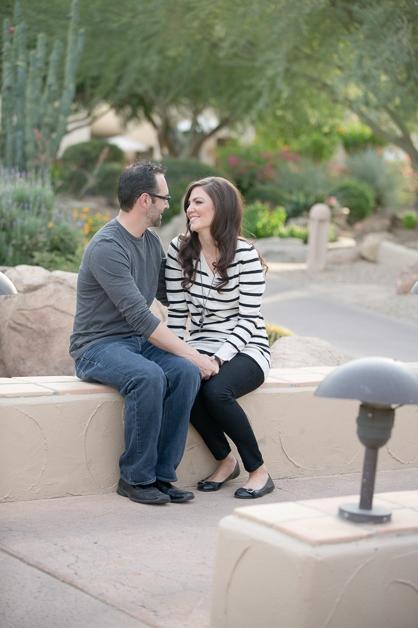 Scottsdale Arizona Engagement Photos