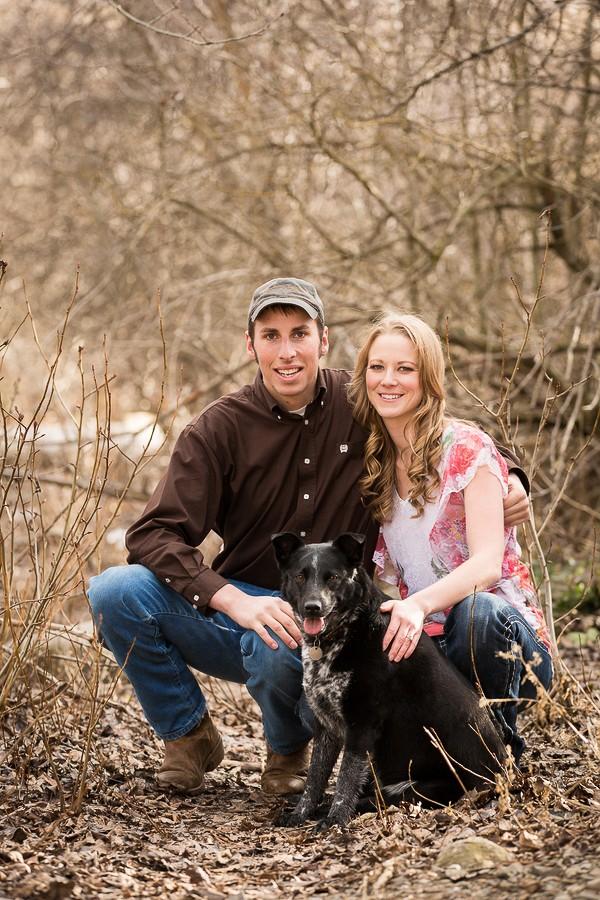 Mirabeau Park Spokane Washington Engagement Photos