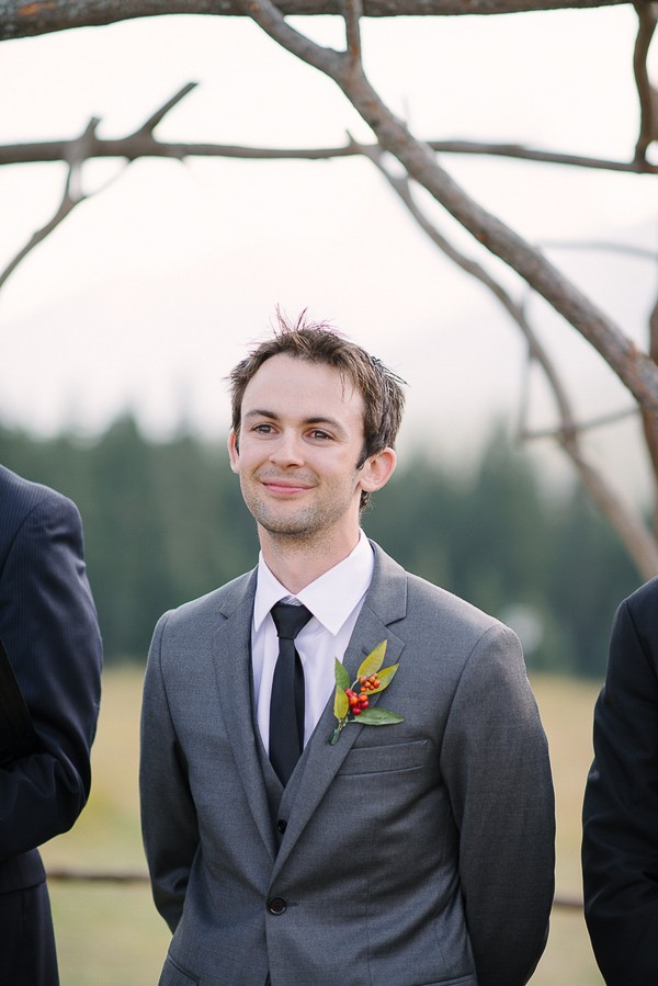Canmore Canada Real Wedding