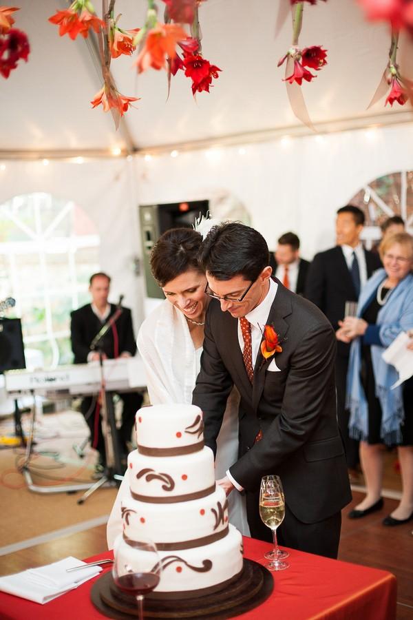 Frederick Maryland Real Wedding