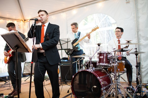 NK Swingle // Volt Restaurant Wedding