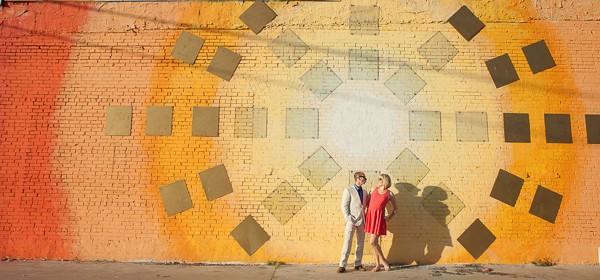 Dallas Texas Engagement Photos