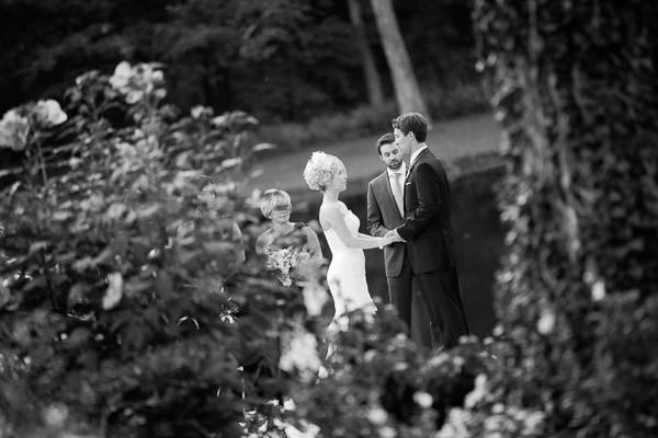 Outdoor Michigan Real Wedding