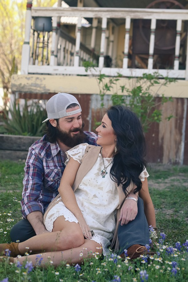 Oakville Texas Engagement Photos