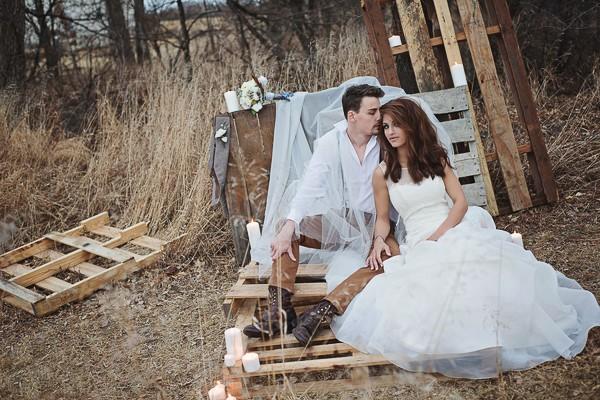 Nebraska Wedding Style Shoot