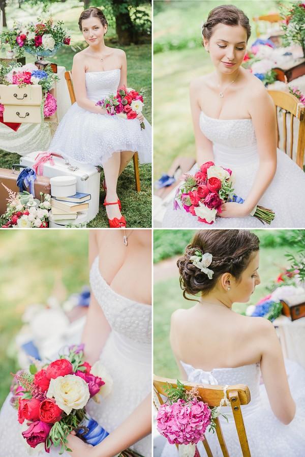 Elegant and Romantic Wedding Style Shoot