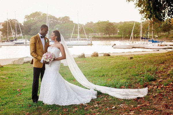 New York Wedding Photos featured on Trendy Groom