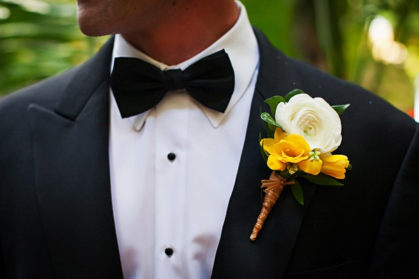 Key West wedding photos captured by Limelight Photography. Featured on Trendy Groom