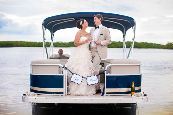Groom beach attire inspiration captured by Jamie Lee Photography. Featured on Trendy Groom.