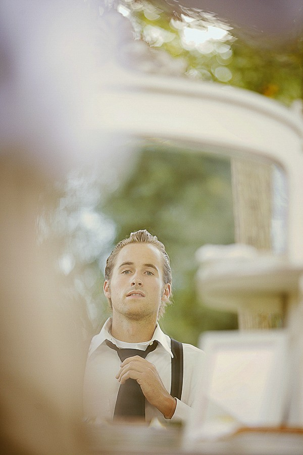 Suspender Idea for the groom. Featured on Trendy Groom