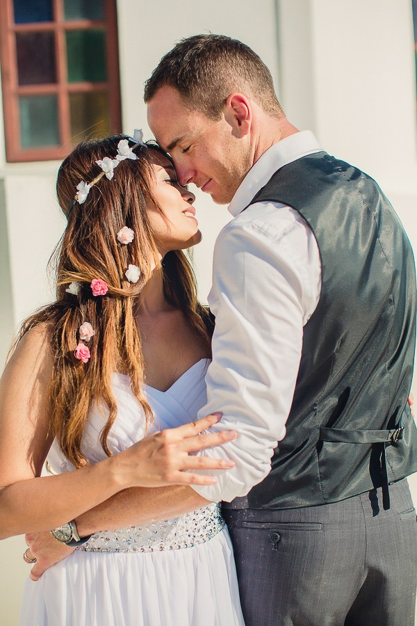 Photo by Anna Roussos. Featured on Trendy Groom.