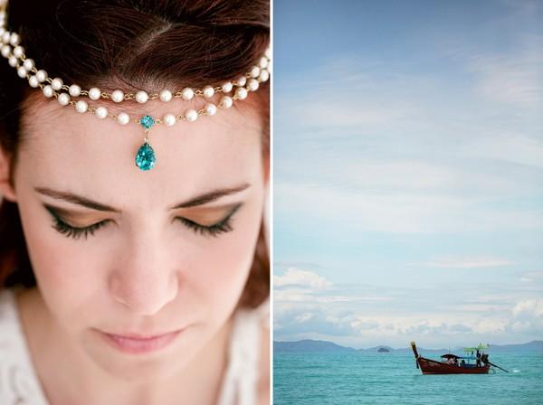 Gabrielle & Gareth's Thailand Beach Wedding