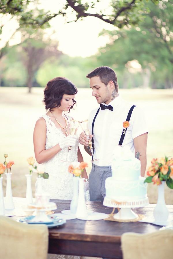 Shabby Chic Wedding Inspiration