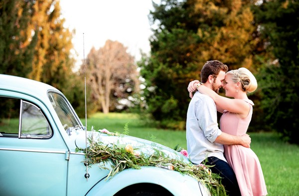 Missouri Vintage Styled Shoot