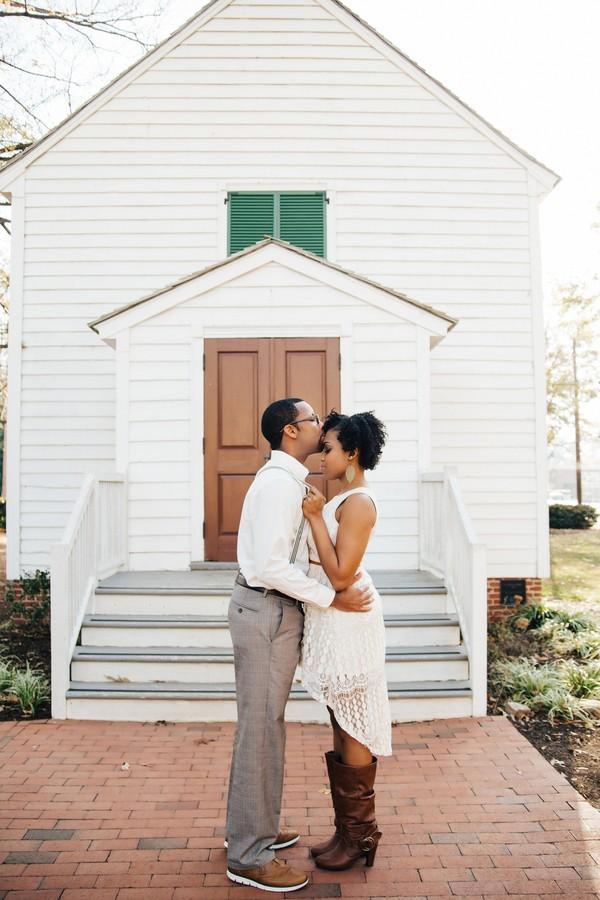 North Carolina Engagement Session
