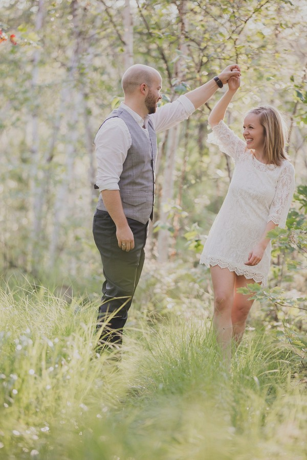 Lovely Canadian Engagement Session