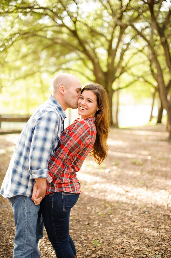 Country Chic Engagement Photos