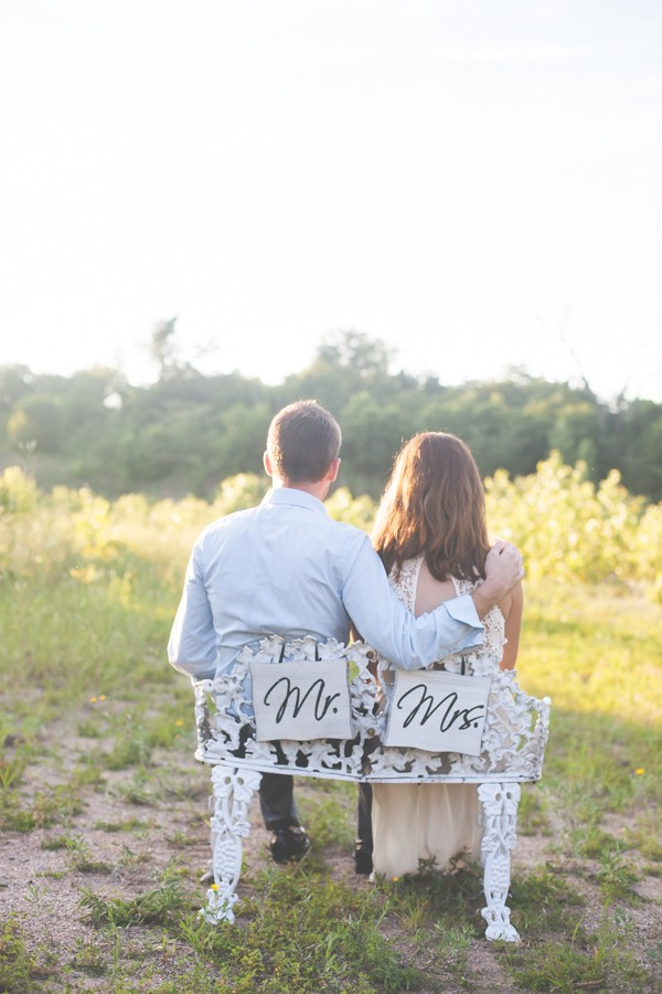 Romantic Illinois Engagement Session