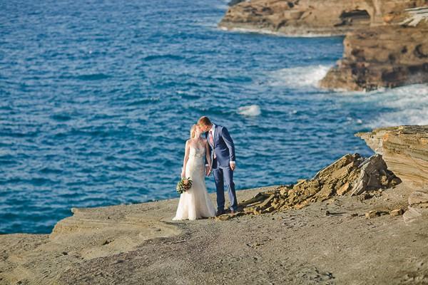 Hawaii Beach Wedding-3