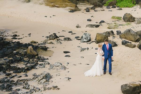 Hawaii Beach Wedding-6