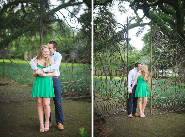 Louisiana Engagement Session
