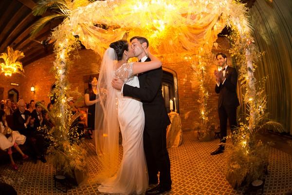 Rustic New York Wedding
