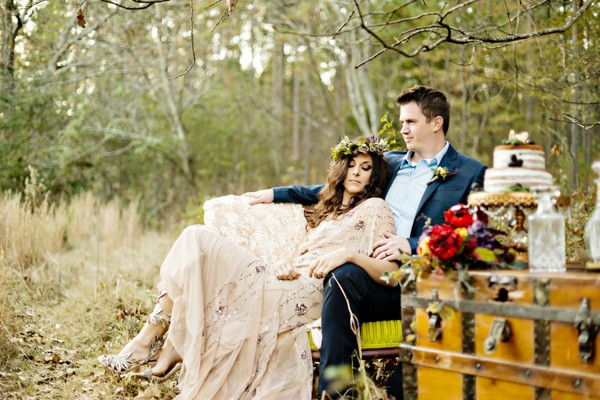 Bohemian Luxe Style Inspiration
