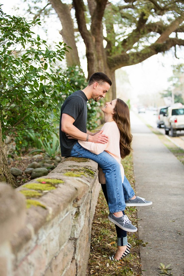 Downtown Washington NC Engagement Session-5